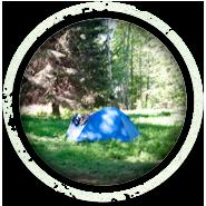 Остров Уходово — база отдыха и палаточный лагерь в ...